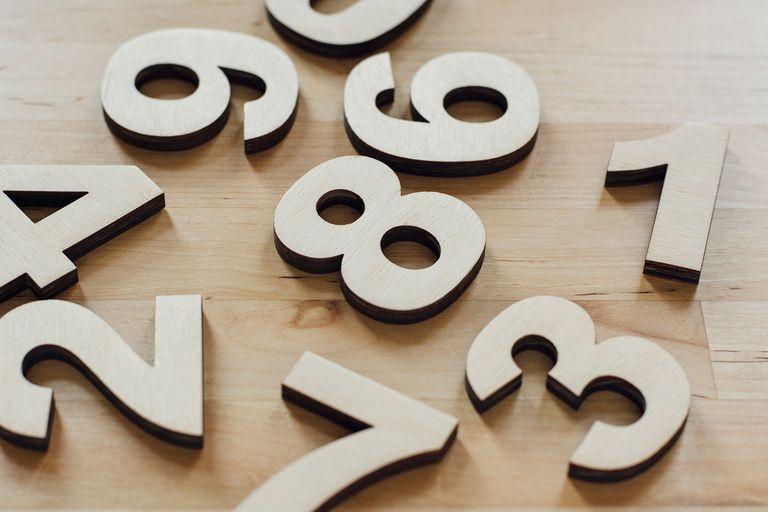 タガログ語 単語講座2:数字