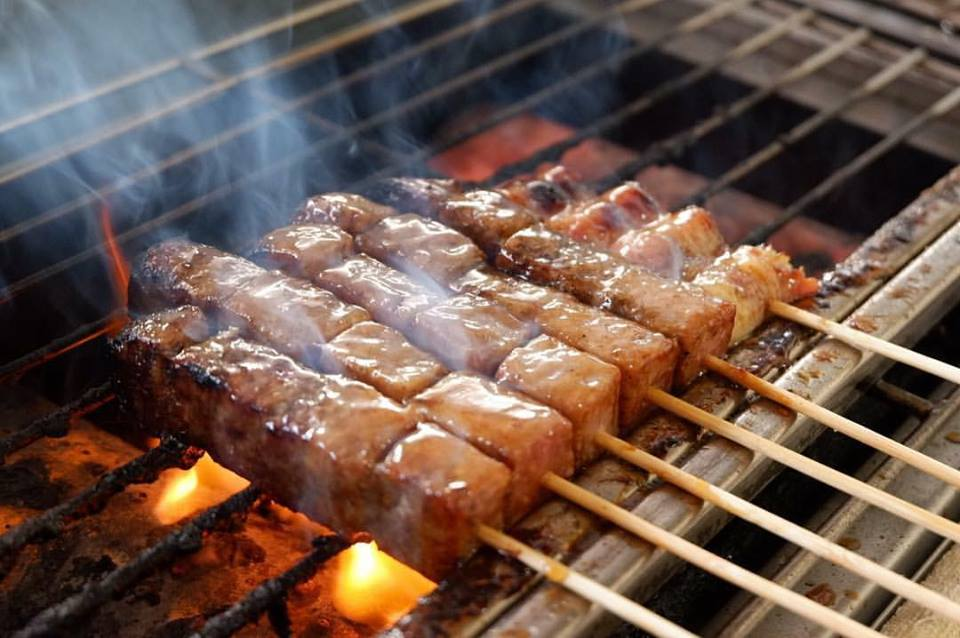 【フィリピン】美味しい串焼きが食べられるお店 - Tori Tori