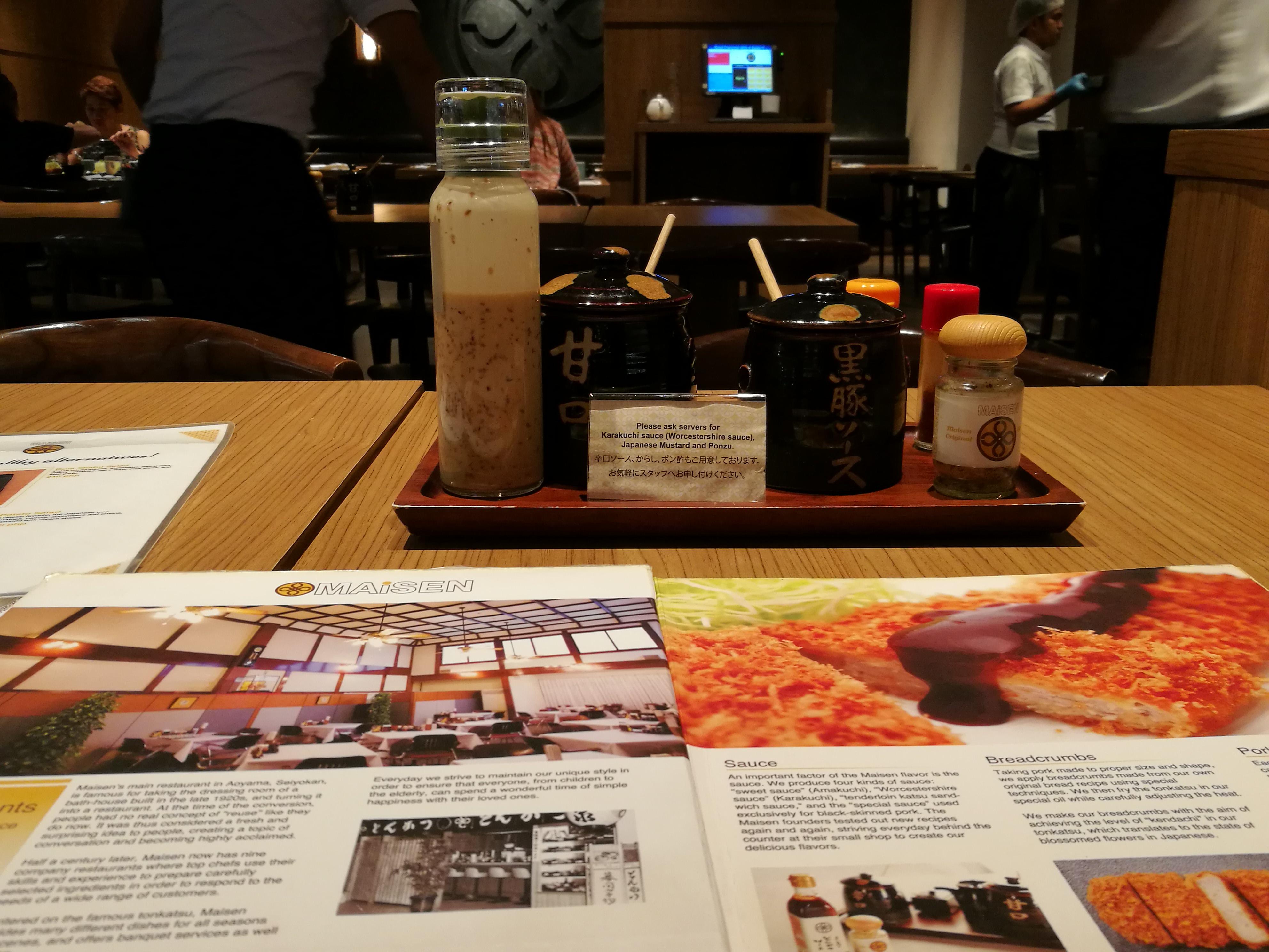 フィリピンで本格的な日本のとんかつが食べたいなら「MAISEN(まい泉)」がおすすめ